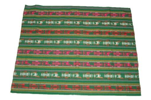 Decke Manta, Lama, ausgebreitet