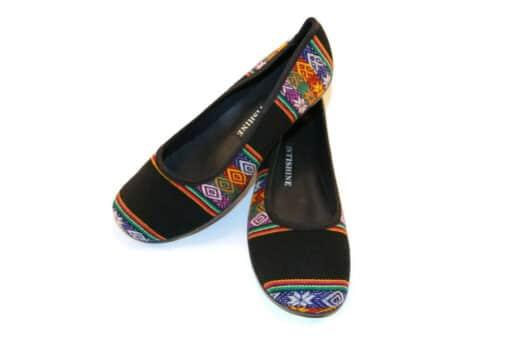 Schuhe Manta, Schwarz