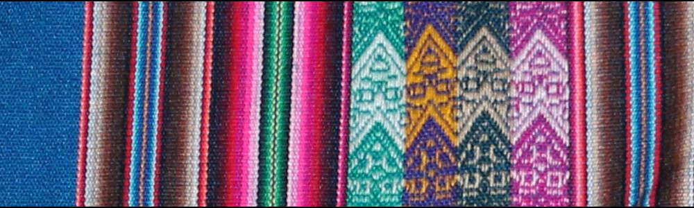 Peruanische Manta | Handgemachte Einzelstücke Peru