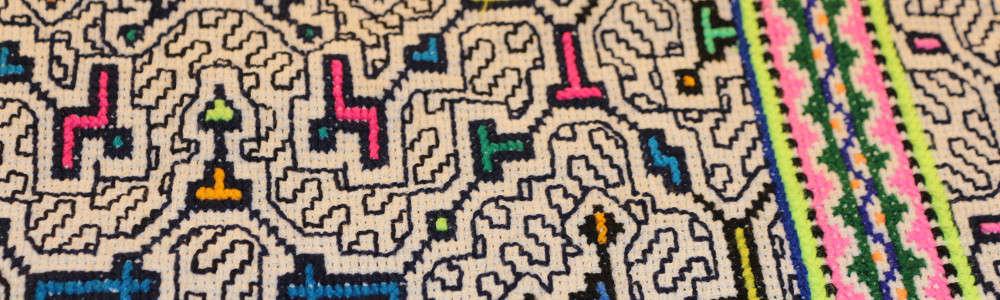 Shipibo Muster | Handgemachte Einzelstücke Peru