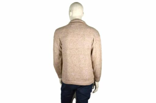 Alpaka Pullover Doble beige (M-L)