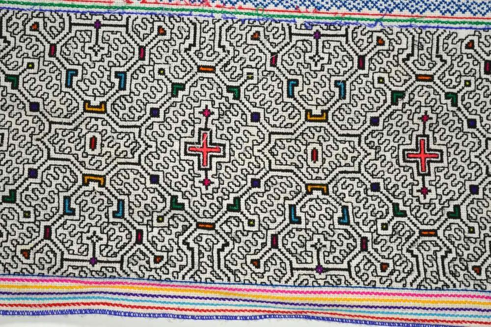 Shipibo Decke Cumancaya