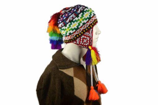Peruanische Mütze Modell 1