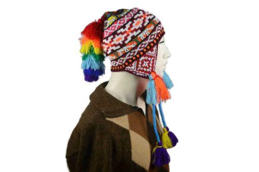 Peruanische Mütze Modell 2
