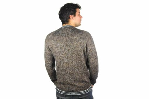 Alpaka Pullover Inka, braun