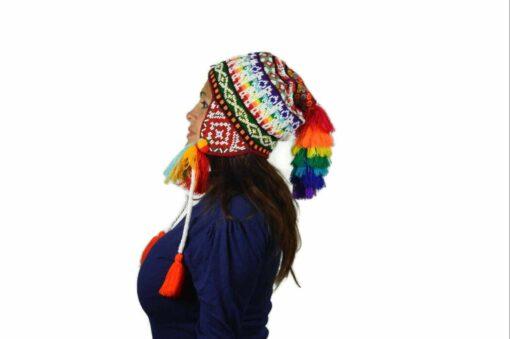 Peruanische Mütze
