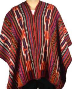 Poncho Inti Raymi Modell 6