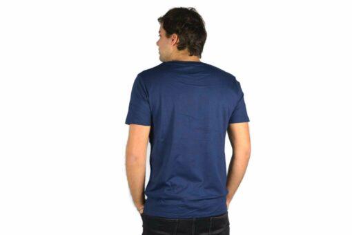 Ayhuasca Shirt Herren Dunkelblau