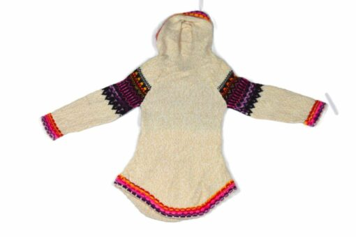 Alpaka Kleid Kinder