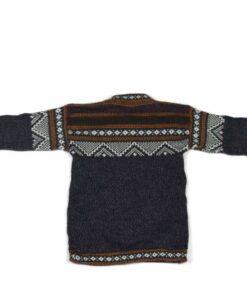 Alpaka Pullover Kinder Atahualpita