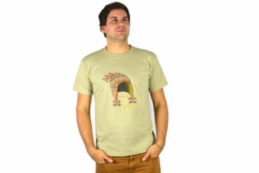 Shirt Chullo Beige