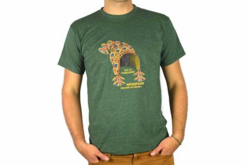 Shirt Chullo Grün