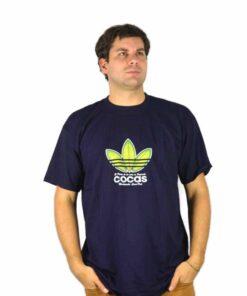 Shirt Cocas Dunkelblau
