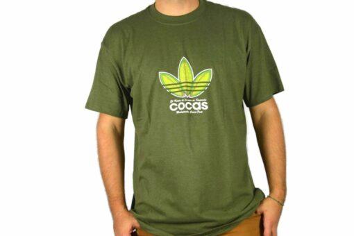 Shirt Cocas Olivgrün XL