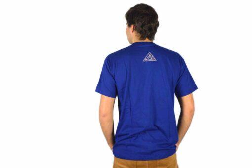 Shirt Llamasutra blau