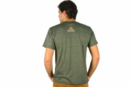 Shirt Llamasutra olivgrün