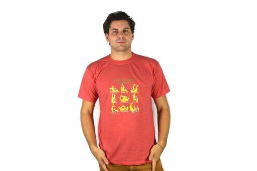 Shirt Llamasutra rosa