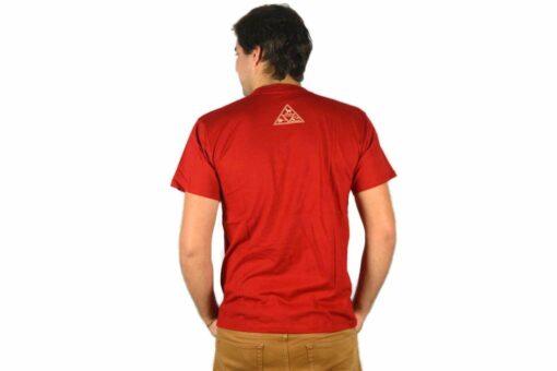 Shirt Llamasutra rot