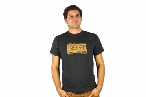 Shirt Manto Inca Schwarz