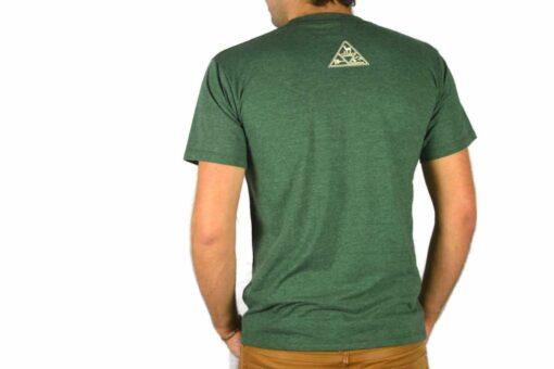 Shirt Manto Inca Grün