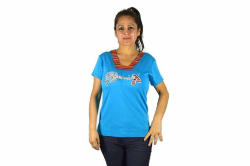 Manta Shirt hellblau