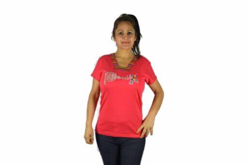 Manta Shirt rosa
