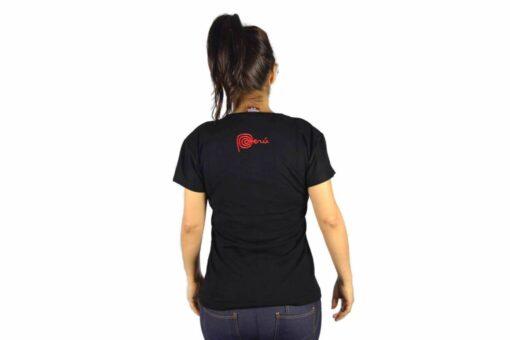 Manta Shirt schwarz