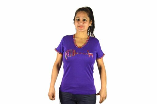 Manta Shirt violett
