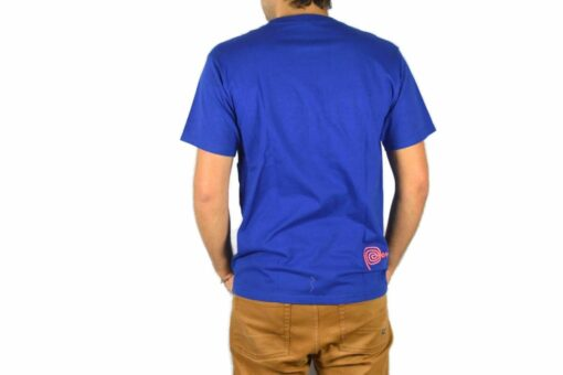 Shirt Peru Chullo Blau