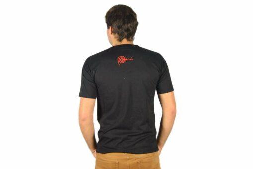 Shirt Peru Schwarz