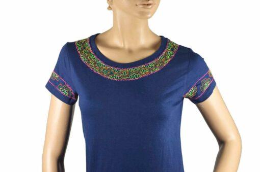 Shipibo Shirt Damen Piai S Modell 2