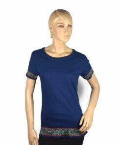 Shipibo Shirt Damen Tantianmatiabira L