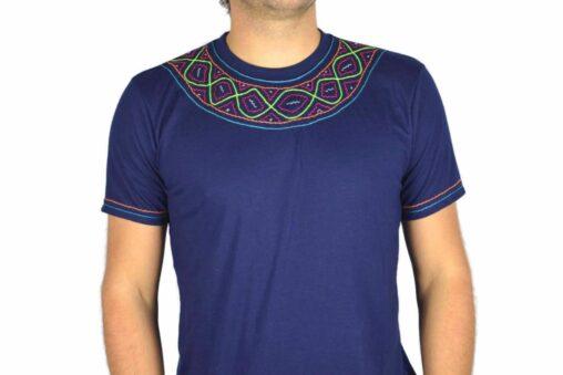 Shipibo Shirt Miokan XL Modell 1