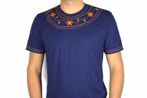 Shipibo Shirt Miokan XL Modell 5