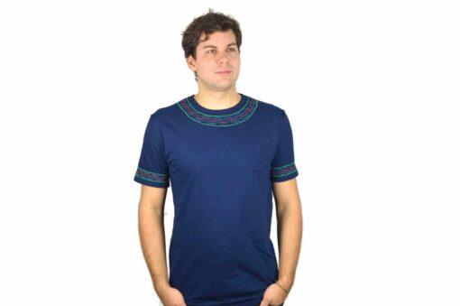 Shipibo Shirt Miokan XL Modell 7