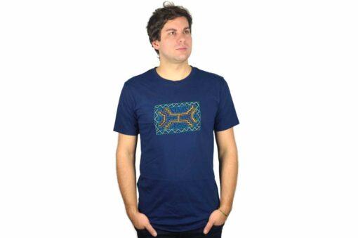 Shipibo Shirt Tsoarin XL Modell 2