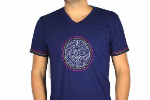 Shipibo Shirt Tsoarin XL Modell 3
