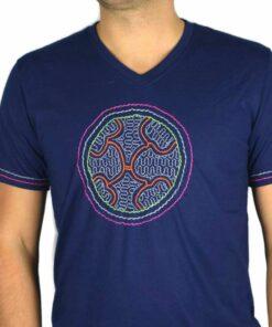 Shipibo Shirt Tsoarin XL Modell 4