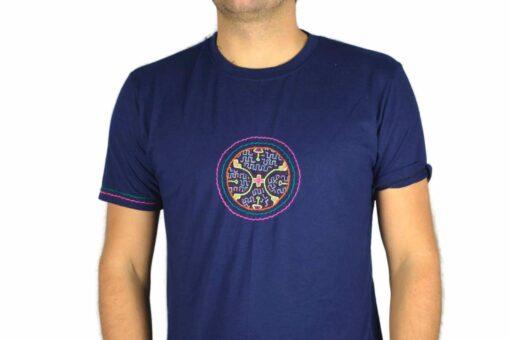Shipibo Shirt Tsoarin XL Modell 5