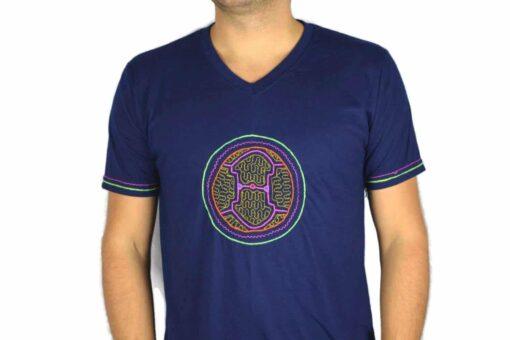 Shipibo Shirt Tsoarin XL Modell 6