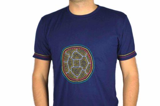 Shipibo Shirt Tsoarin XL Modell 7