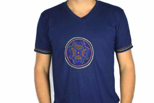 Shipibo Shirt Tsoarin XL Modell 8