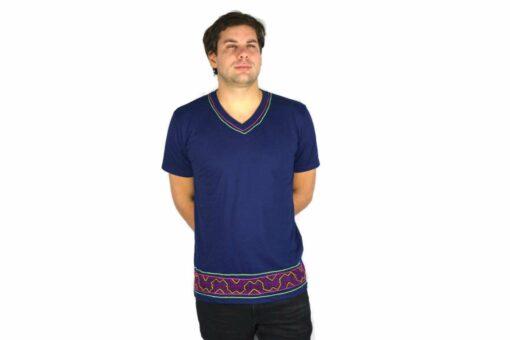 Shipibo Shirt Janeri XL Modell 1