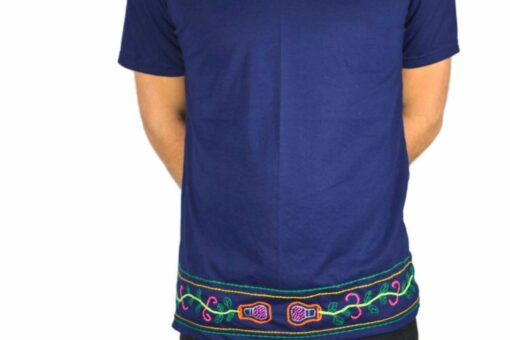 Shipibo Shirt Janeri XL Modell 3