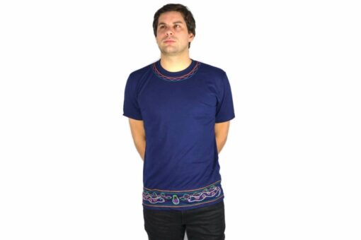 Shipibo Shirt Janeri XL Modell 4