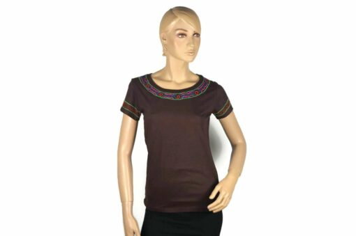 Shipibo Shirt Damen Kokama S Modell 1