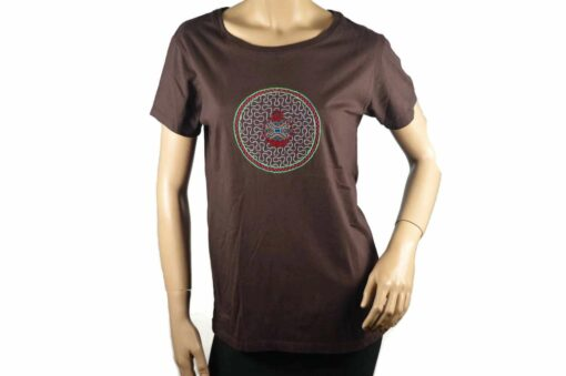 Shipibo Shirt Damen Tupi L Modell 1