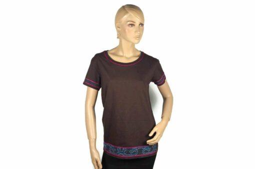 Shipibo Shirt Damen Shetebo L