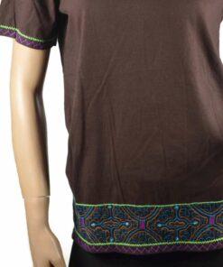 Shipibo Shirt Damen Shetebo S