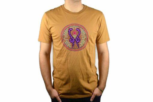 Shipibo Shirt Cushabatay XL Modell 1